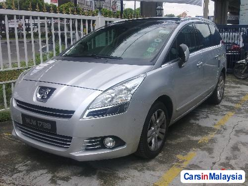 Picture of Peugeot 5008 Semi-Automatic in Selangor