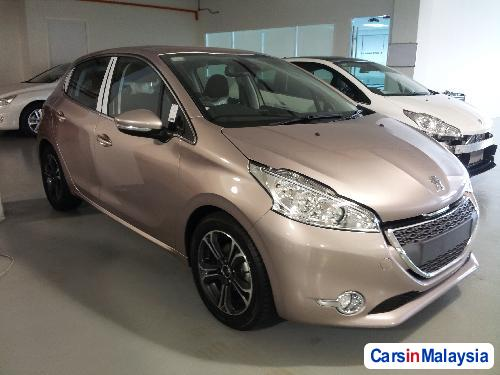 Picture of Peugeot 208 Automatic in Selangor