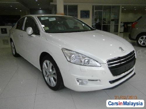 Picture of Peugeot 508 Automatic in Malaysia