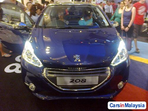 Picture of Peugeot 208 Automatic in Malaysia