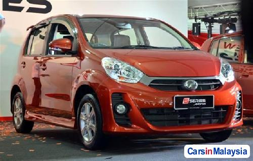 Picture of Perodua Myvi Semi-Automatic