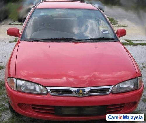 Picture of Proton Satria Manual 1996