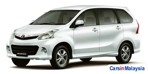 Picture of Toyota Avanza Automatic 2010