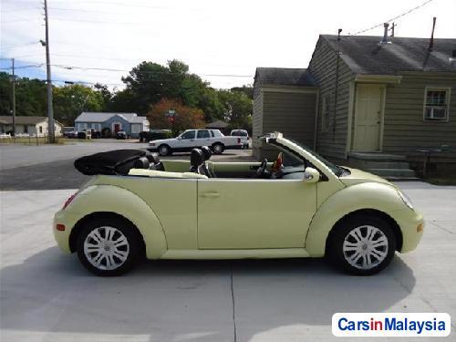 Volkswagen Beetle Manual 2004