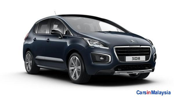 Pictures of Peugeot 3008 Automatic