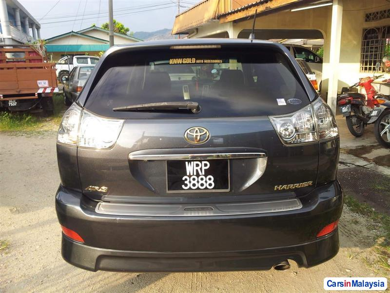 Toyota Harrier Automatic 2008 in Selangor