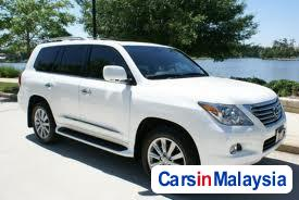 Picture of Lexus LX Automatic