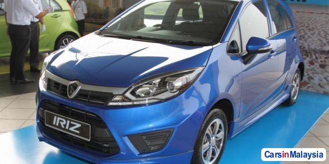Pictures of Proton Iriz Semi-Automatic