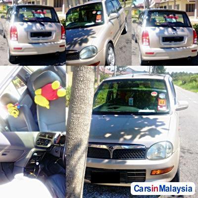 Picture of Perodua Kelisa Automatic 2004