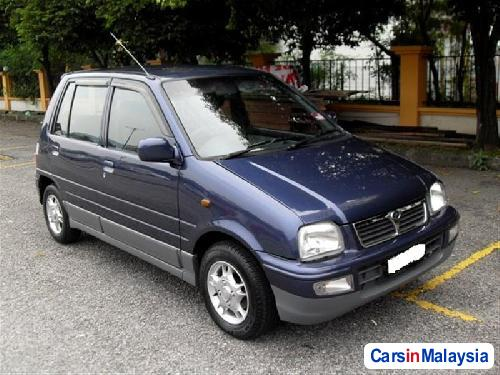Pictures of Perodua Kancil Automatic 1999