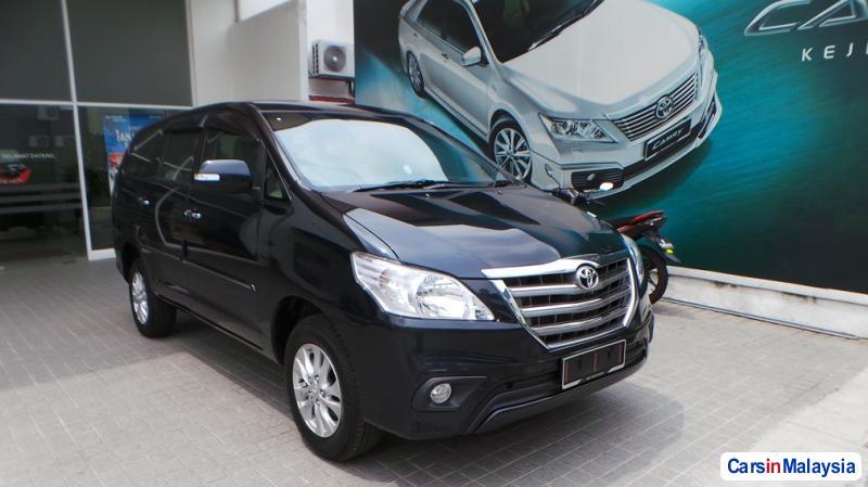Toyota Innova Automatic