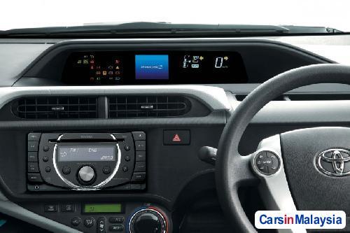 Toyota Prius Automatic in Kuala Lumpur