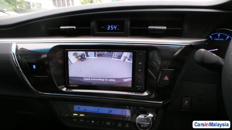 Toyota Altis Semi-Automatic in Kuala Lumpur