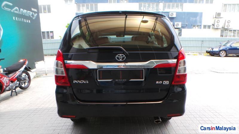 Toyota Innova Automatic in Malaysia