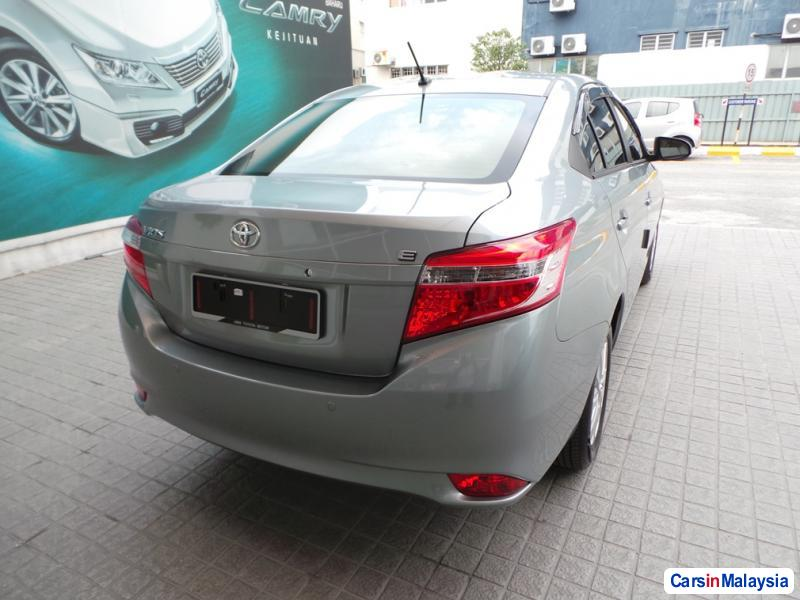 Toyota Vios Automatic 2014 in Malaysia