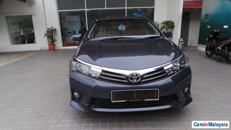 Picture of Toyota Altis Semi-Automatic in Kuala Lumpur
