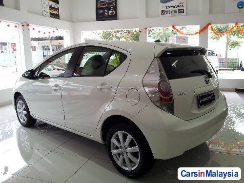 Picture of Toyota Prius Automatic in Malaysia