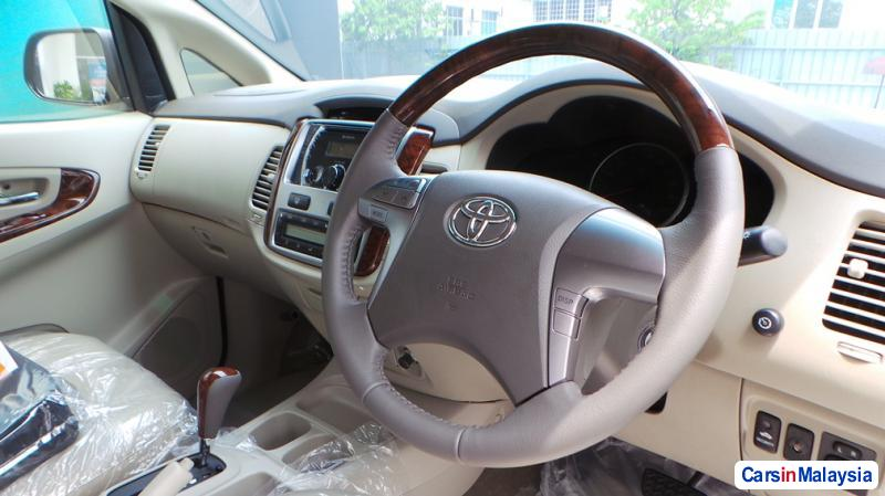 Picture of Toyota Innova Automatic in Malaysia