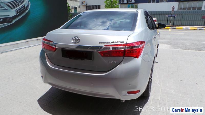 Picture of Toyota Altis Semi-Automatic 2014 in Malaysia