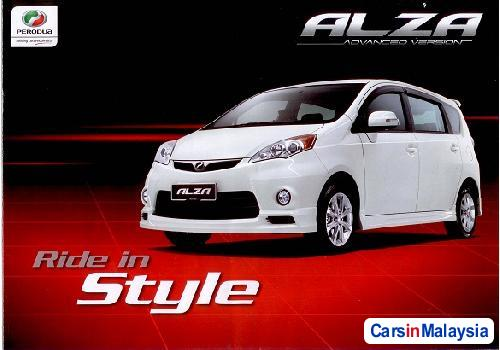 Picture of Perodua Alza Automatic