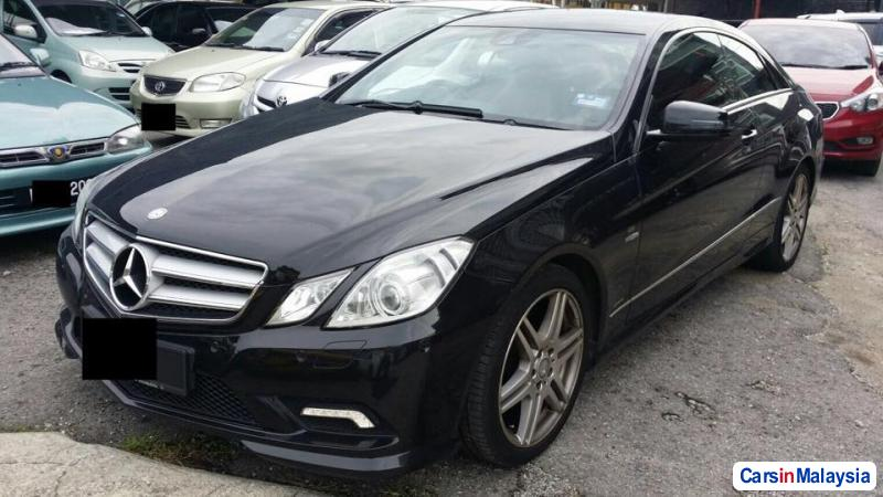 Picture of Mercedes Benz 250D Semi-Automatic 2012