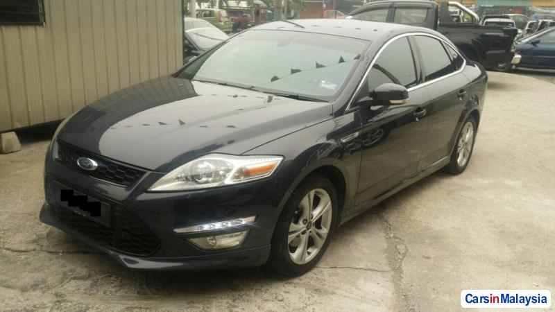 Picture of Ford Mondeo Automatic 2013