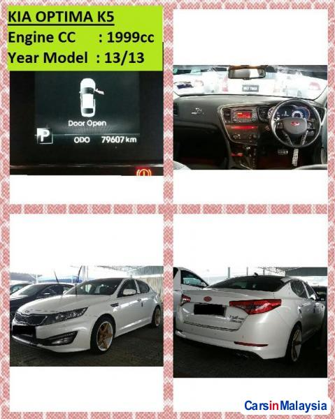 Picture of Kia Optima Automatic 2013