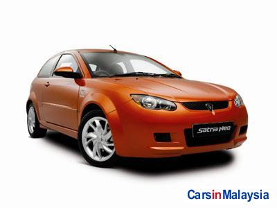 Pictures of Proton Satria neo Automatic