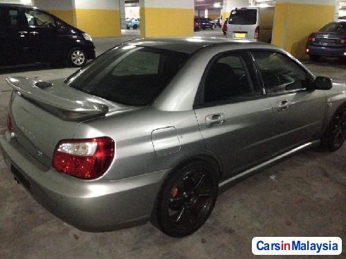 Pictures of Subaru Impreza Manual 2004