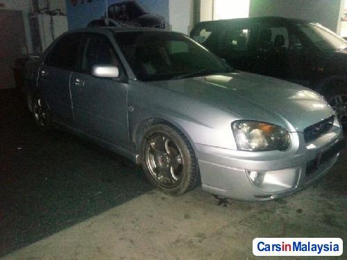 Subaru Impreza Manual 2004