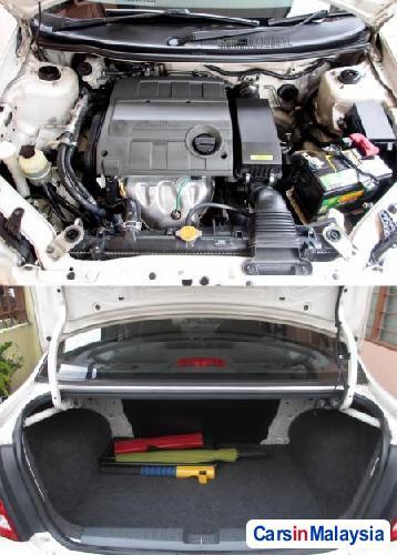 Proton Saga Manual 2008 in Malaysia