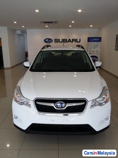 Picture of Subaru XV Semi-Automatic