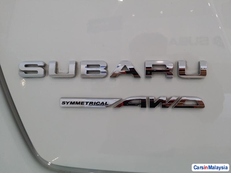 Picture of Subaru XV Semi-Automatic in Malaysia