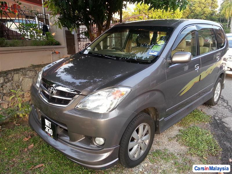 Pictures of Toyota Avanza Automatic 2008