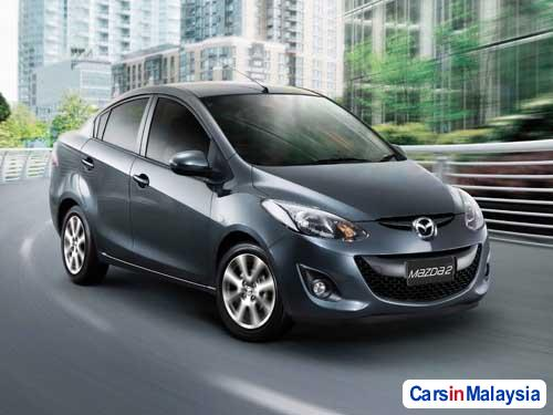 Pictures of Mazda 2 Automatic