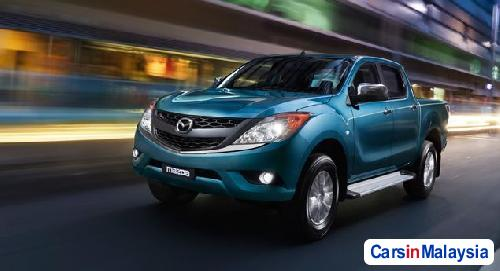 Picture of Mazda BT-50 Manual
