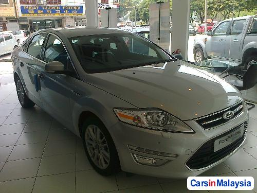 Picture of Ford Mondeo Semi-Automatic