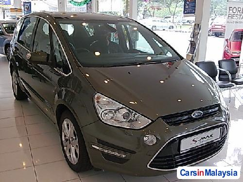 Picture of Ford S-Max Semi-Automatic