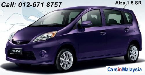 Picture of Perodua Alza Automatic