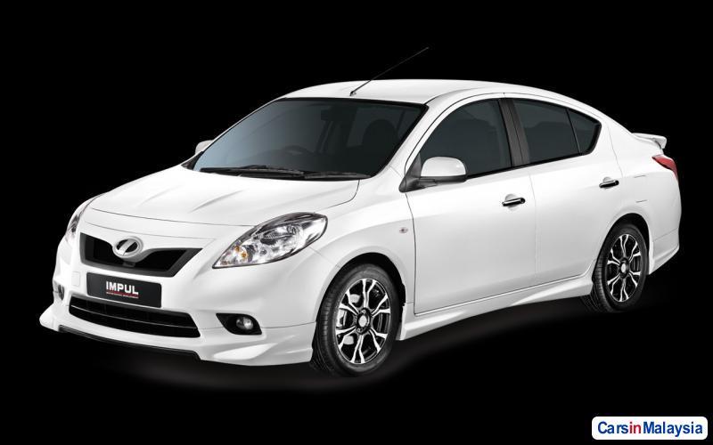 Picture of Nissan Almera Automatic