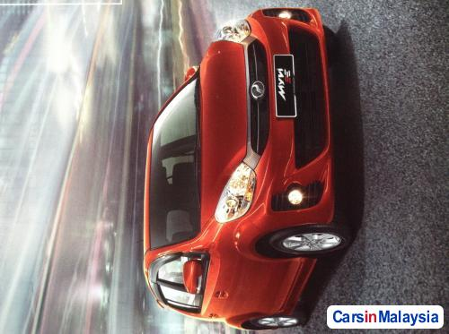 Pictures of Perodua Myvi Automatic