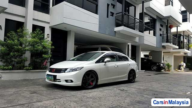 Picture of Honda Civic Automatic 2012