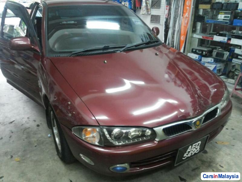 Picture of Proton Wira Automatic 2000