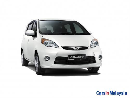 Pictures of Perodua Alza Semi-Automatic 2012