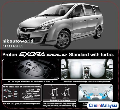 Pictures of Proton Exora Semi-Automatic