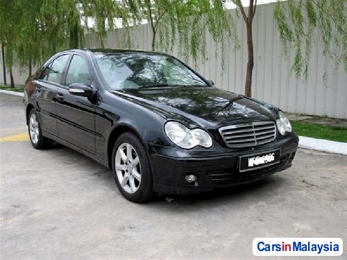 Picture of Mercedes Benz C180K Automatic