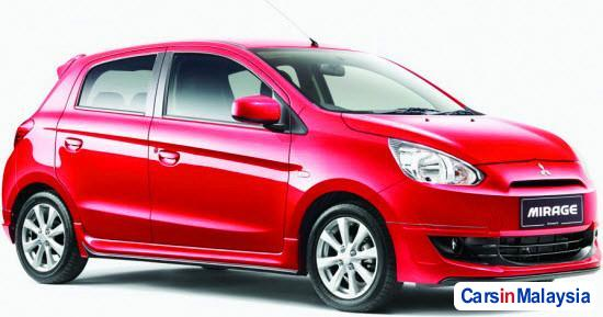 Picture of Mitsubishi Mirage