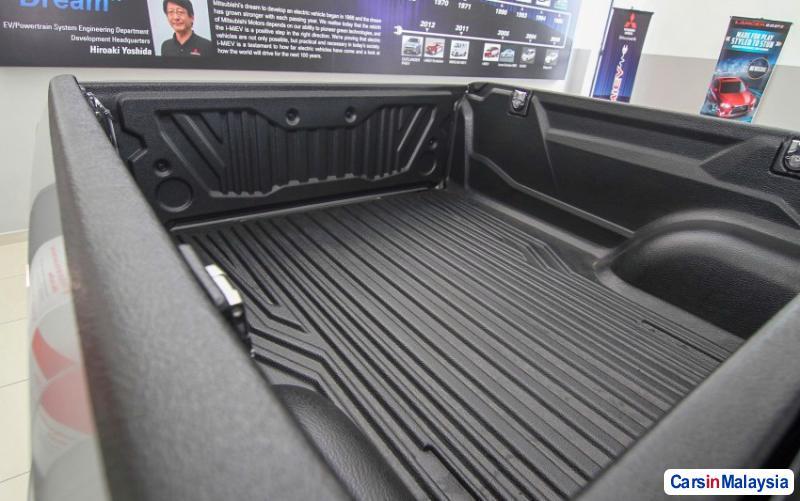 Picture of Mitsubishi Triton Automatic in Malaysia