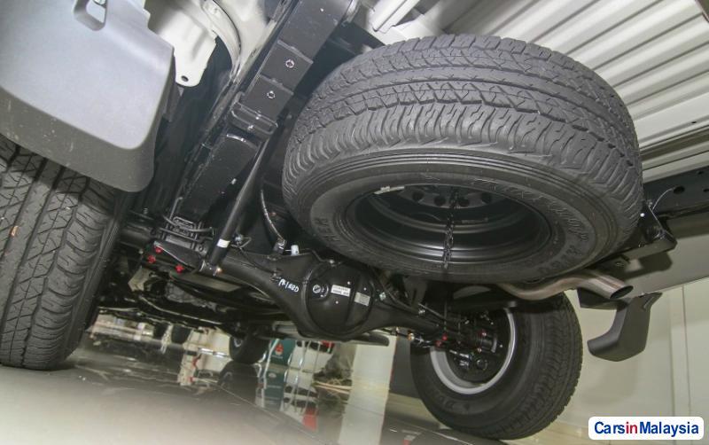 Mitsubishi Triton Automatic in Malaysia - image
