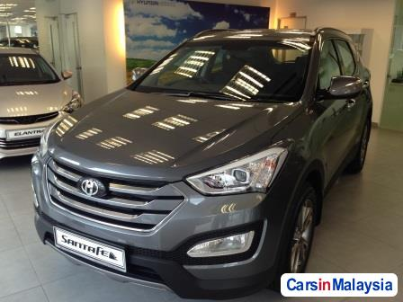 Picture of Hyundai Santa Fe Automatic